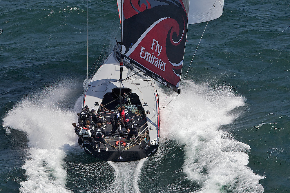 PORTUGAL, Cascais, AUDI MedCup, 13th May 2010,  Portugal Trophy, TP52 Emirates Team New Zealand.