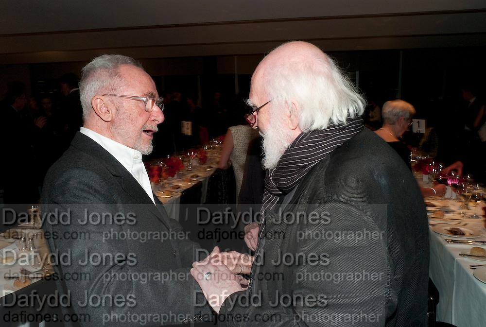 GERHARD RICHTER; ANTON HERBERT;, Gerhard Richter: Panorama. Tate Modern. London. 4 October 2011. <br /> <br />  , -DO NOT ARCHIVE-&copy; Copyright Photograph by Dafydd Jones. 248 Clapham Rd. London SW9 0PZ. Tel 0207 820 0771. www.dafjones.com.