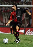 Fotball<br /> Independiente v Newells<br /> Torneo Clausura<br /> Buenos Aires<br /> 21. februar 2004<br /> Foto: Digitalsport<br /> Norway Only<br /> Aguirre, Newells