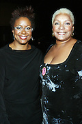 l to r: Harriette Cole and Audrey Smaltz at The Thurgood Marshall College Fund 3rd Annual Front Row Fashion Show which celebrates the spirit of innovation in Fashion held  at the Roseland Ballroom on October 25, 2008 in New York City..The Thurgood Marshall College Fund Inc. named for the late U.S. Supreme Court Associate Justice was established in 1987 and represents 47 public Historically Black Colleges and Universities(HBCUs) located in 22 states with a population of well over 235, 000 students. Thurgood Marshall College Fund is the only historically organization that empowers outstanding students attending public Historically Black Colleges and Universities(HBCUs) to become highly valued graduates by leveraging partnerships, providing resources and creating distinctive career development experience.