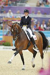 Holzer, Ashley, Breaking Dawn<br /> London - Olympische Spiele 2012<br /> <br /> Grand Prix Special, Teamwertung<br /> © www.sportfotos-lafrentz.de/Stefan Lafrentz