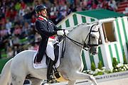Michael Eilberg - Half Moon Delphi<br /> <br /> Alltech FEI World Equestrian Games™ 2014 - Normandy, France.<br /> © DigiShots