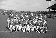 Interprovincial Railway Cup Hurling Semi-final,.Leinster Team.Leinster v Munster, .17.03.1955, 03.17.1955, 17th March 1955,