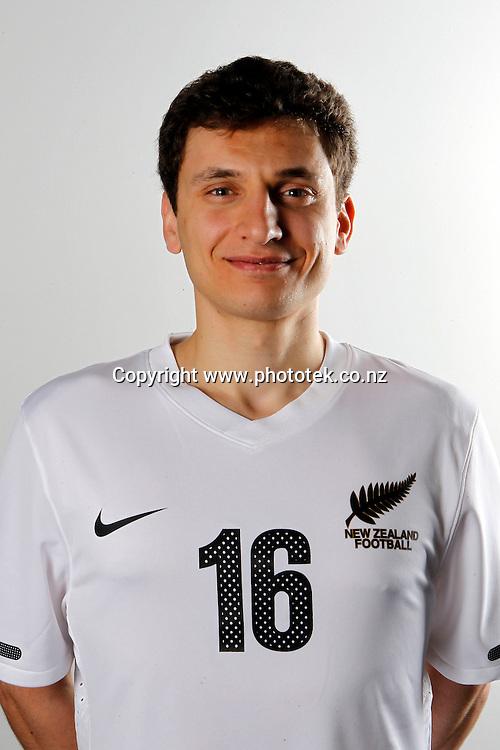 Bakr AL-SAUDI. Futsal Photo Shoot, North Harbour Stadium, Albany, Wednesday 19th September 2012. Photo: Shane Wenzlick