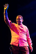 August 11, 2016- Brooklyn, New York-United States: Recording Artist Herbie Hancock performs at a Benefit Concert for BRIC Celebrate Brooklyn in Brooklyn's Prospect Park on August 11, 2016 in Brooklyn, New York. BRIC is the leading presenter of free cultural programming in Brooklyn, and one of the largest in New York City.  (Terrence Jennings/terrencejennings.com)