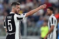 Miralme Pjanic Juventus <br /> Torino 22-04-2018 Allianz Stadium Football Calcio Serie A 2017/2018 Juventus - Napoli Foto Andrea Staccioli / Insidefoto