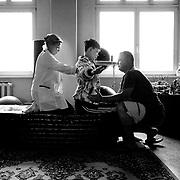 Borovliany's Hospital, October 2009 -
