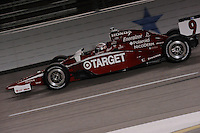 Scott Dixon, Bombardier Learjet 550, Texas Motor Speedway, Ft. Worth, TX USA 6/7/08