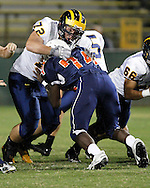 Belen Jesuit Football Vs. Stranahan at Lockhart Stadium.  Wolverines rushed close to 400 yards as they were too much for the Stranahan Defense.  Final Score was 38-21 in this the first playoff game of 2011 season.