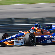 2014 Honda Indy Grand Prix of Alabama - Day 2