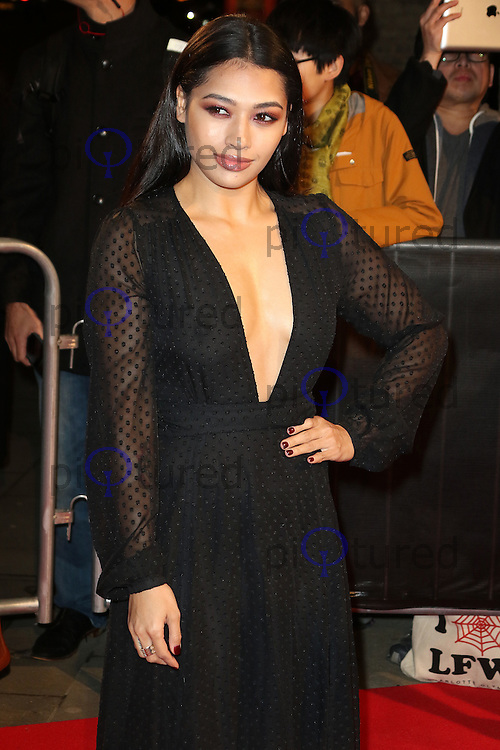 Vanessa White, The Naked Heart Foundation's Fabulous Fund Fair, Roundhouse, London UK, 21 February 2017, Photo by Richard Goldschmidt