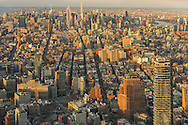 USA, New York,Manhattan, One World Observatory,