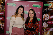 Shauna Keanan and Orla Glennon, at the Connacht Gold annual 'Have It All!' food, fashion and wellness event in the Galmont Hotel & Spa, Galway.<br /> Photo: James Connolly<br /> 29NOV18