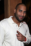 29 November 2010- New York, NY-. Miguel Perdom at Chrisette Michele's Album Release Party for 'Let Freedom Reign' held at The City Winery on November 29, 2010 in New York City. Photo Credit: Terrence Jennings