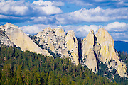 The Needles, Sequoia National Forest, Sierra Nevada Mountains, California