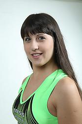 Nina Cotic na izboru za Miss Sporta Slovenije 2015, on January 21, 2015 in Bled, Slovenia. Photo by Vid Ponikvar / Sportida