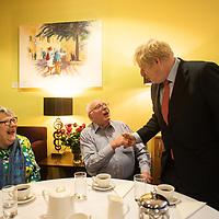 Prime Minister Boris Johnson at Jewish Care 06.12.2019