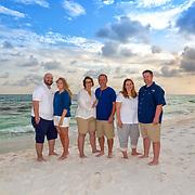 Stout Family Beach Photos - 2019