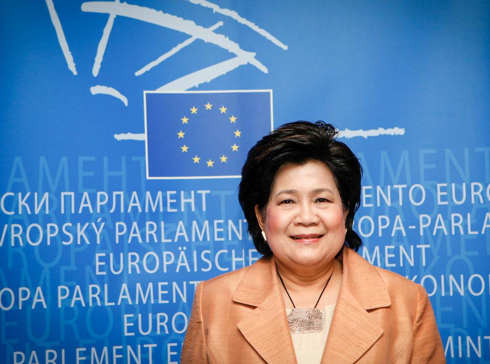 Visit of the Thailand Belgium Parliamentarians Friendship group
