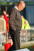 *** during the Ladbrokes Scottish Premiership match between St Mirren and Hamilton Academical FC at the Paisley 2021 Stadium, St Mirren, Scotland on 13 May 2019.