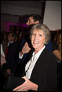 LORD ALEXANDER SPENCER CHURCHILL; JANE CHURCHILLotheby's Frieze week party. New Bond St. London. 15 October 2014.