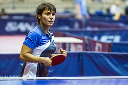 KHODZYNSKAYA Antonina of Ukraine during SPINT 2018 Table Tennis world championship for the Disabled, Day Two, on October 18th, 2018, in Dvorana Zlatorog, Celje, Slovenia. . Photo by Grega Valancic / Sportida