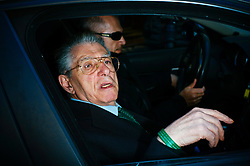 Umberto Bossi on March 23, 2018 in Rome, Italy. Christian Mantuano / OneShot