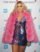Tallia Storm, WE Day 2017 - UK Red Carpet Arrivals, Wembley Arena, London UK, 22 March 2017, Photo by Brett D. Cove