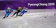 Speed Skating: Men's 1,000m Final - 17 February 2018