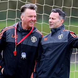 Manchester United Training 9/3/16