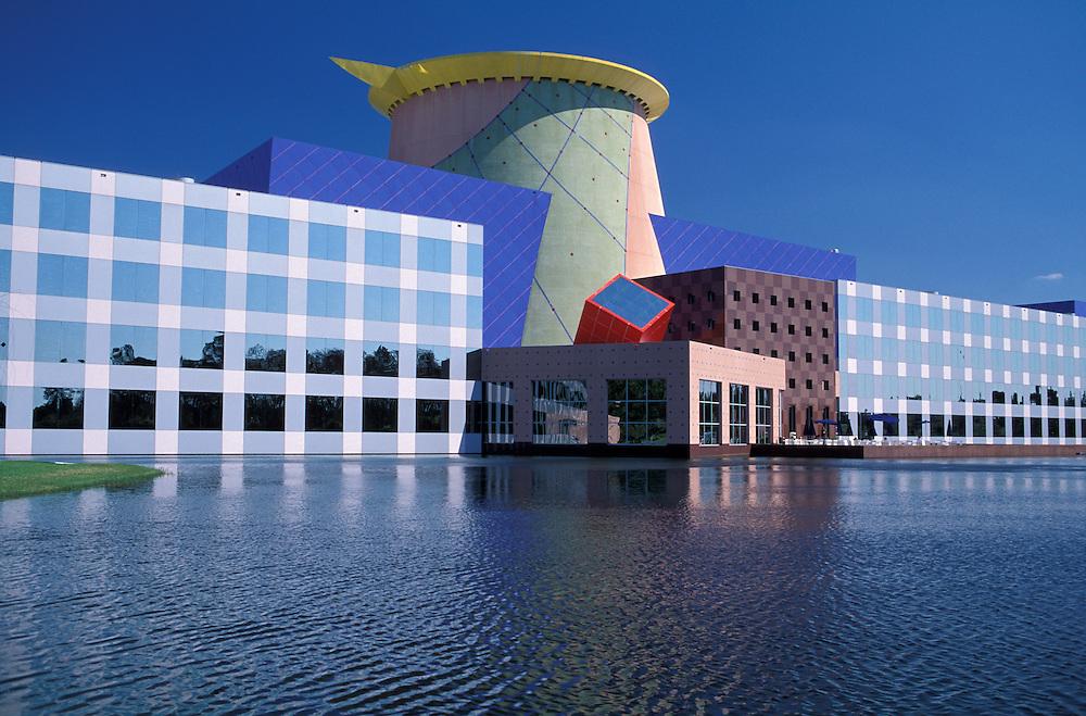 Team Disney Building,Orlando,Florida,USA