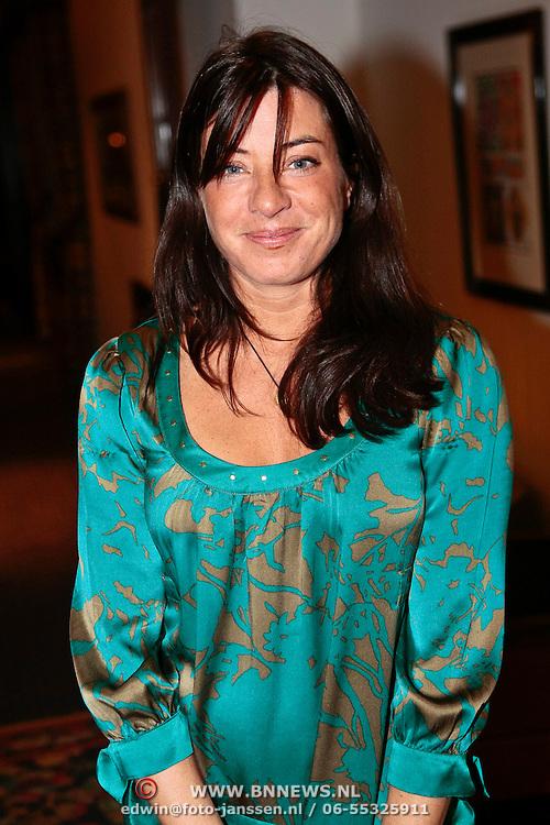 NLD/Amsterdam/20100210 - Uitreiking Jackie's Best Dressed Award 2010, Amanda Krabbe - Beekman