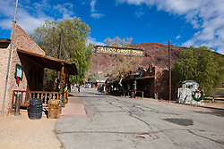 Entrance to Calico Ghost Town, Calico, California, United States of America