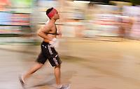 Running on Beira Mar, Fortaleza, Brazil.