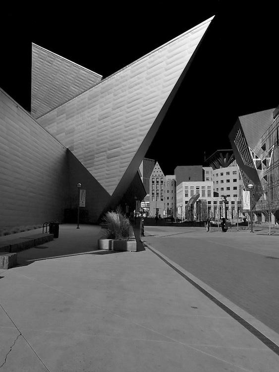 Denver Art Museum, Studio Daniel Libeskind