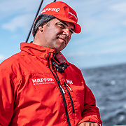 Leg 11, from Gothenburg to The Hague, day 03 on board MAPFRE, Pablo Arrarte. 23 June, 2018.
