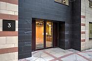 Angel Square, block 3 renovated Ben Adams Architects.