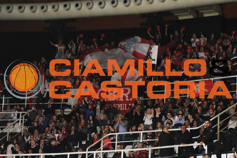 DESCRIZIONE : Bologna Lega A 2012-13 Oknoplast Virtus Bologna Trenkwalder Reggio Emilia<br /> GIOCATORE : Tifosi<br /> CATEGORIA : <br /> SQUADRA : Trenkwalder Reggio Emilia<br /> EVENTO : Campionato Lega A 2012-2013 <br /> GARA : Oknoplast Virtus Bologna Trenkwalder Reggio Emilia<br /> DATA : 17/03/2013<br /> SPORT : Pallacanestro <br /> AUTORE : Agenzia Ciamillo-Castoria/M.Marchi<br /> Galleria : Lega Basket A 2012-2013  <br /> Fotonotizia : Bologna Lega A 2012-13 Oknoplast Virtus Bologna Trenkwalder Reggio Emilia<br /> Predefinita :