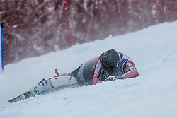 Hogan Connor from USA during Slalom race at 2019 World Para Alpine Skiing Championship, on January 23, 2019 in Kranjska Gora Slovenia. Photo by Matic Ritonja / Sportida