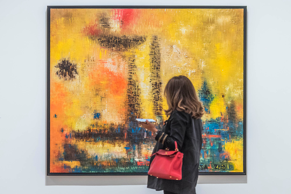 London (The Firework) - Princess Fahrelnissa Zeid: the UK's first retrospective of a pioneering artist best known for her large-scale colourful canvases, fusing European approaches to abstract art with Byzantine, Islamic and Persian influences. The exhibition is at Tate Modern from 13 June – 8 October 2017.