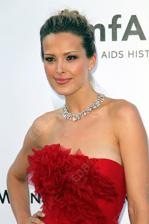 24.MAY.2012. CANNES<br /> <br /> PETRA NEMCOVA AT THE AMFAR CINEMA AGAINST AIDS 2012 DURING THE CANNES FILM FESTIVAL, CANNES, FRANCE.<br /> <br /> BYLINE: EDBIMAGEARCHIVE.CO.UK<br /> <br /> *THIS IMAGE IS STRICTLY FOR UK NEWSPAPERS AND MAGAZINES ONLY*<br /> *FOR WORLD WIDE SALES AND WEB USE PLEASE CONTACT EDBIMAGEARCHIVE - 0208 954 5968*