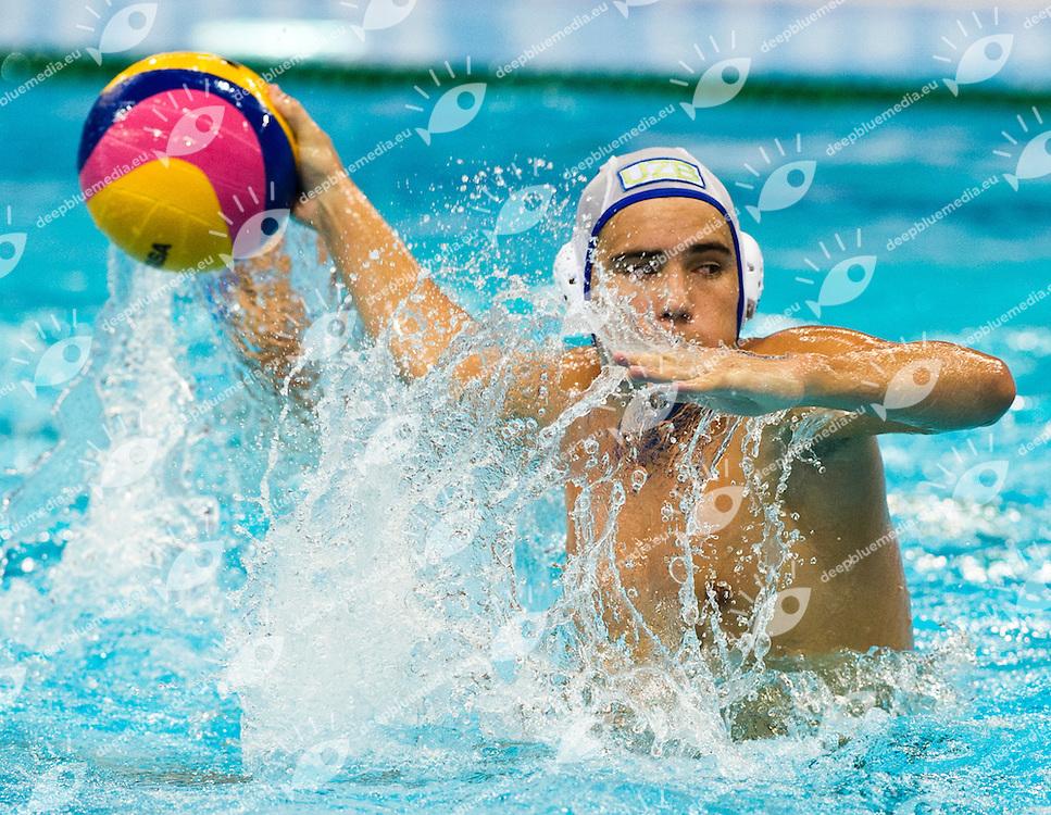 waterpolo men..UZB vs JPN.9th Asian Swimming Championships.Dubai - U.A.E.  Nov.15th - 25th 2012.Day 09 - Photo Guido Barbagelata/Deepbluemedia/InsidephotoInsidephotoInsidephotoInsidephoto