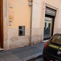 Guardia di Finanza, Monte dei Paschi di Siena, Partito Democratico