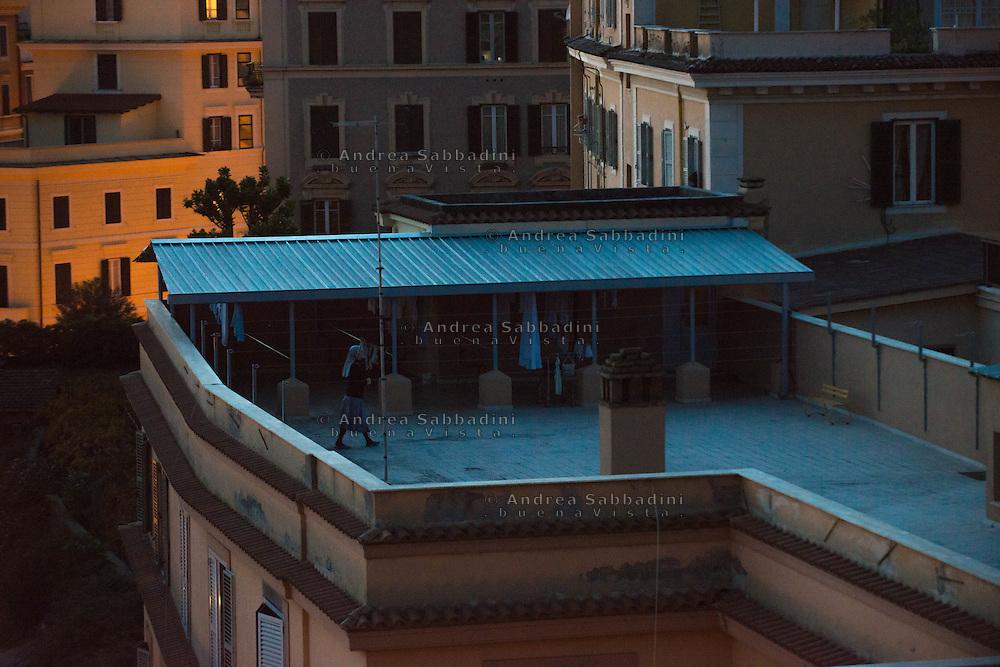 Roma, 17/11/2013: collegio di Sant'Anna