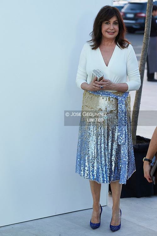 Carmen Martinez Bordiu attended the Opening of a Porcelanosa store on June 14, 2017 in Madrid