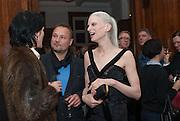 STELLA TENNANT; JUERGEN TELLER; KRISTEN MCMENAMY; ;  Juergen Teller: Woo, Institute of Contemporary Arts, London. 22 January 2012
