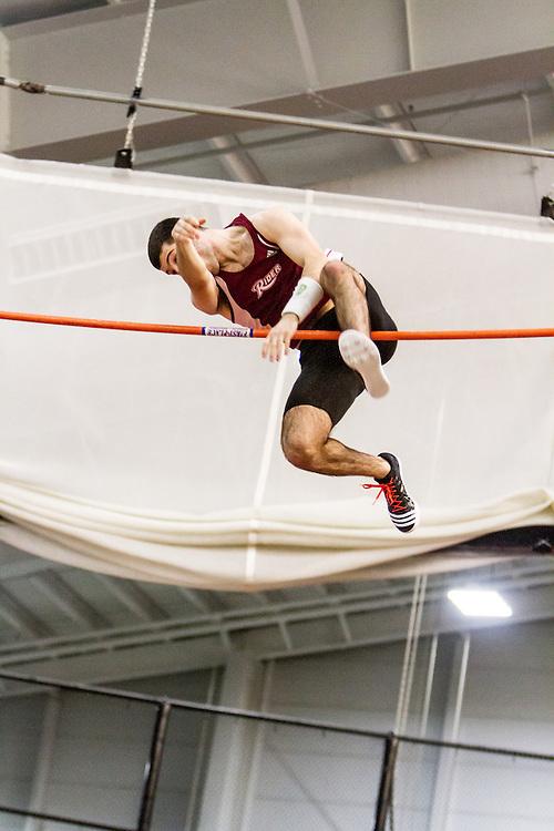 Boston University John Terrier Classic Indoor Track & Field: mens pole vault, Rider