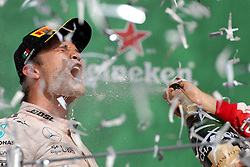 Formel 1: GP von Mexiko 2016 - Rennen in Mexiko-Stadt / 301016<br /> <br /> ***Nico Rosberg (GER) Mercedes AMG F1  <br /> 30.10.2016. Formula 1 World Championship, Rd 19, Mexican Grand Prix, Mexico City, Mexico, Race Day.<br /> Copyright: Charniaux / XPB Images / action press ***