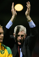 Photo: Paul Thomas.<br /> Rotherham United v Norwich City. Carling Cup. 19/09/2006.<br /> <br /> Nigel Worthington, Norwich manager.