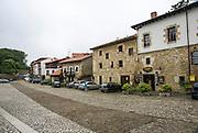 Santillana del Mar in Cantabria, Spain